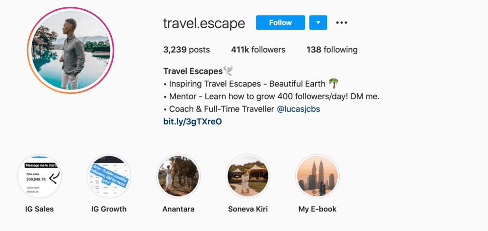Travel Escapes