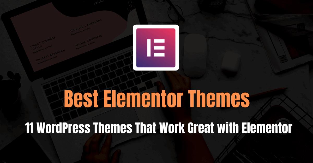 Best Elementor Themes