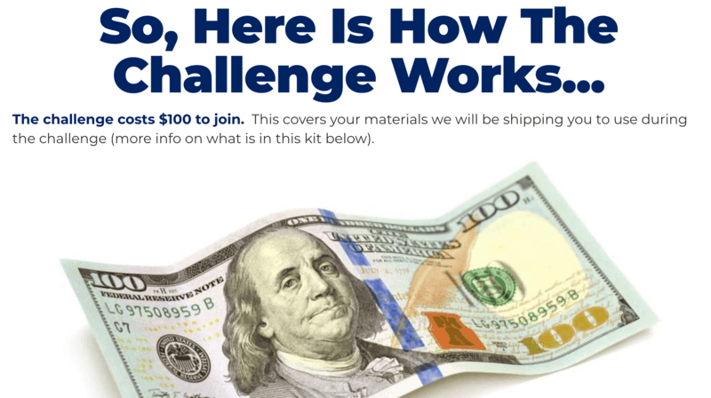 How much does the OFA Challenge cost?