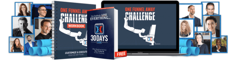One Funnel Away Challenge Review: 30 Days to Profitable Biz