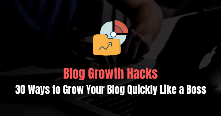 30 Ways to Grow Your Blog Quickly Like a Boss