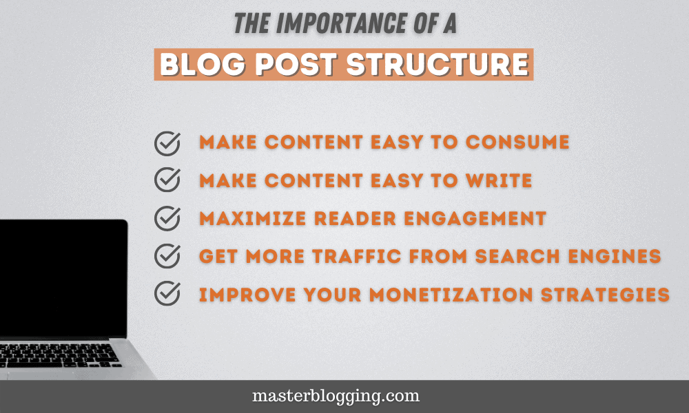 The Importance of Blog Post Structure