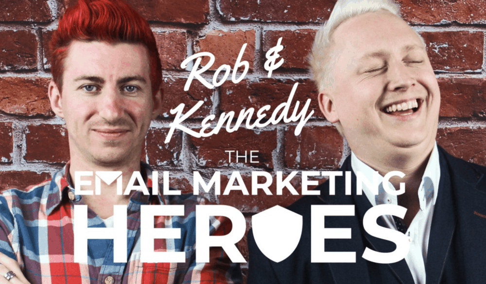 The League of Email Marketing Heroes