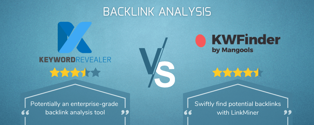Backlink Analysis Showdown