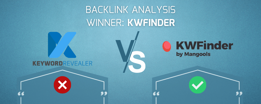 Backlink Analysis Winner