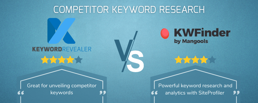Competitor Keyword Research Showdown