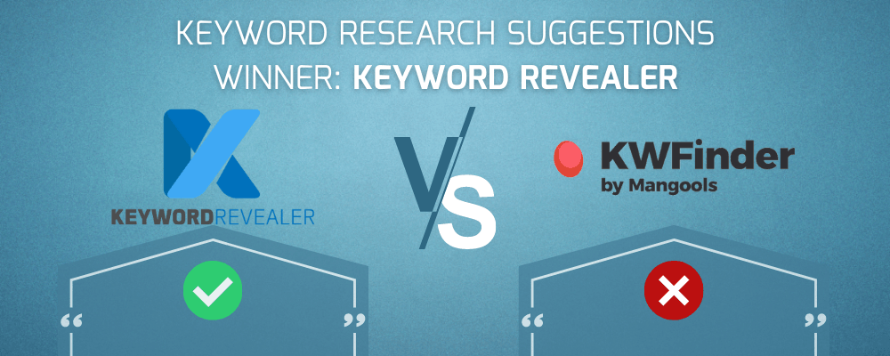 Keyword Research Winner