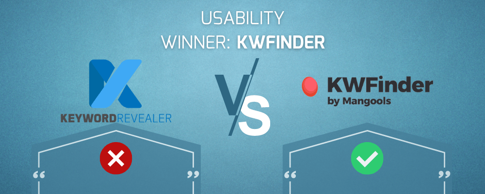 Usability Winner
