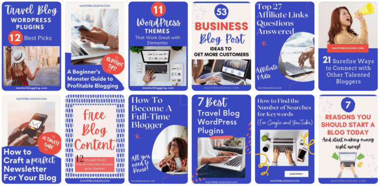 How To Drive 50,000 Visitors Per Month To Your Blog From Pinterest in 2021