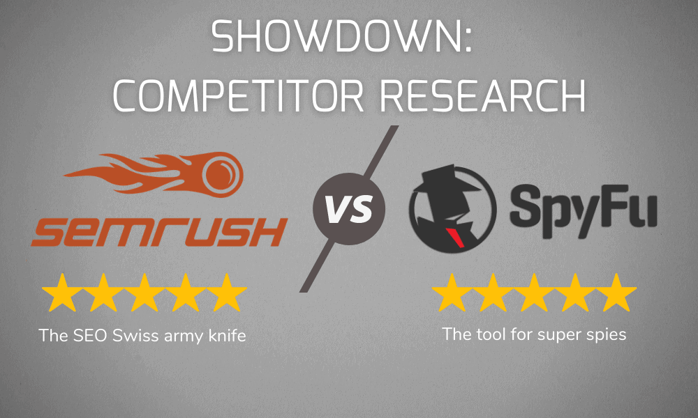 Competitor Research Showdown