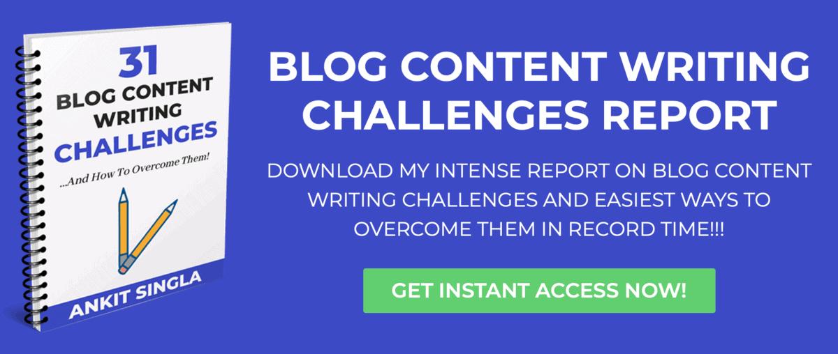 Master Blogging Opt-In Offer