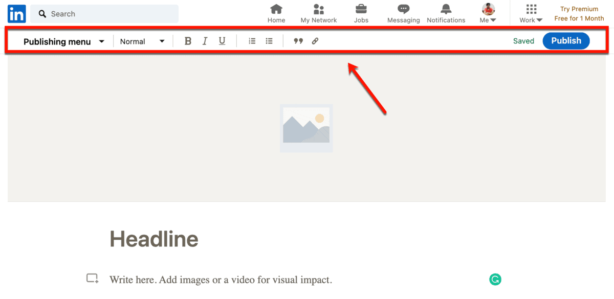 LinkedIn Post Editor Tools