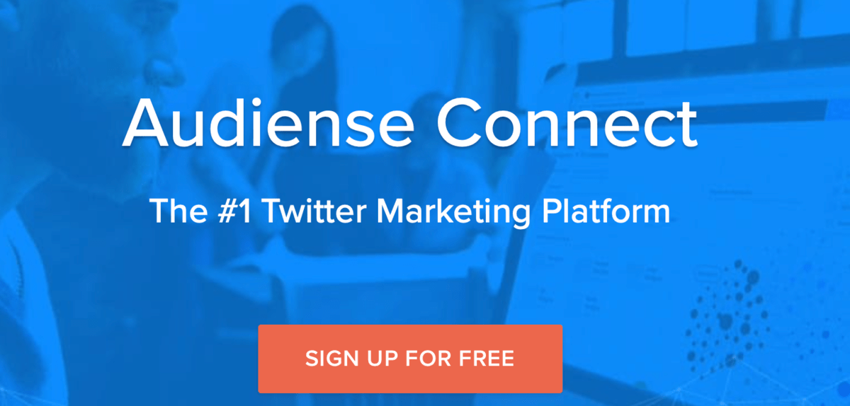 Audiense Connect