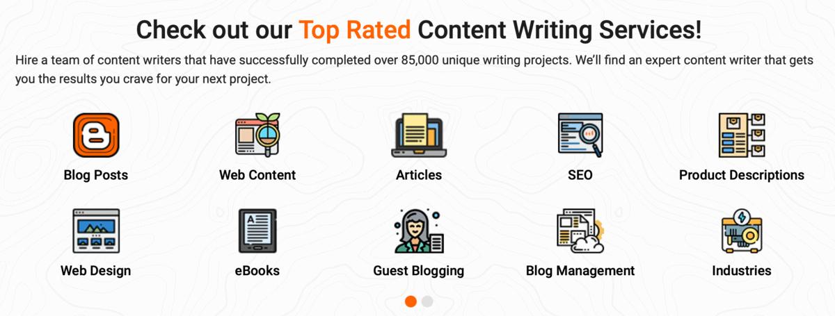 Content Development Pros Services