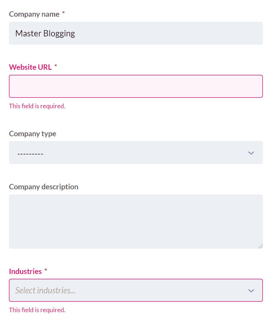 ContentWriters Company Profile