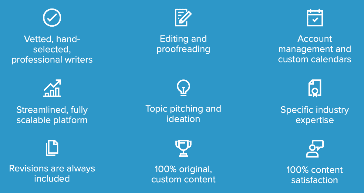 ContentWriters Services