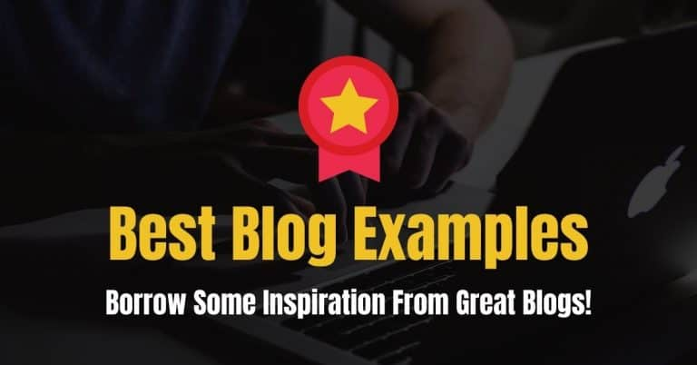 103 Best Blog Examples: The Ultimate List (2021)