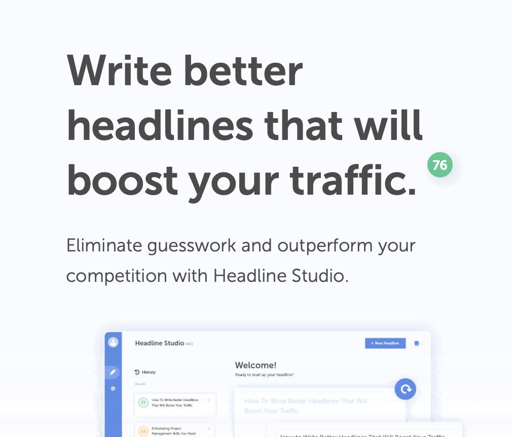 Headline Studio
