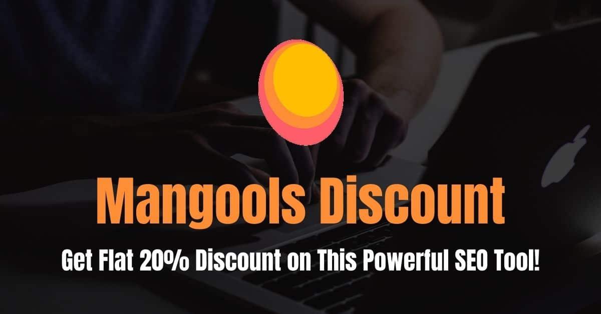 Mangools Discount