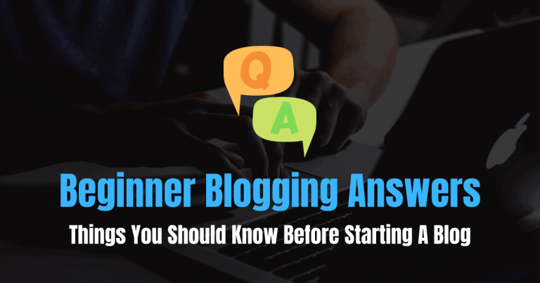 Can Anyone Be a Blogger? [9 Crucial Blogging Questions Answered!]