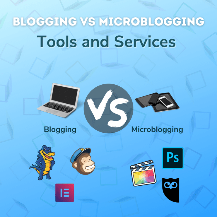 Different Tools and Services