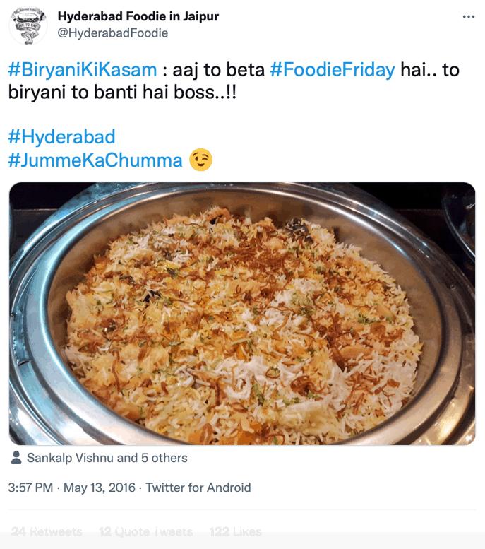 Hyderabad Foodie