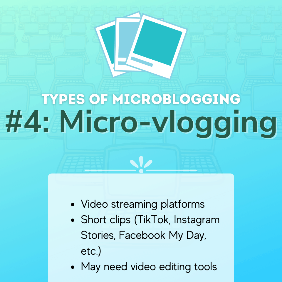 Micro-Vlogging