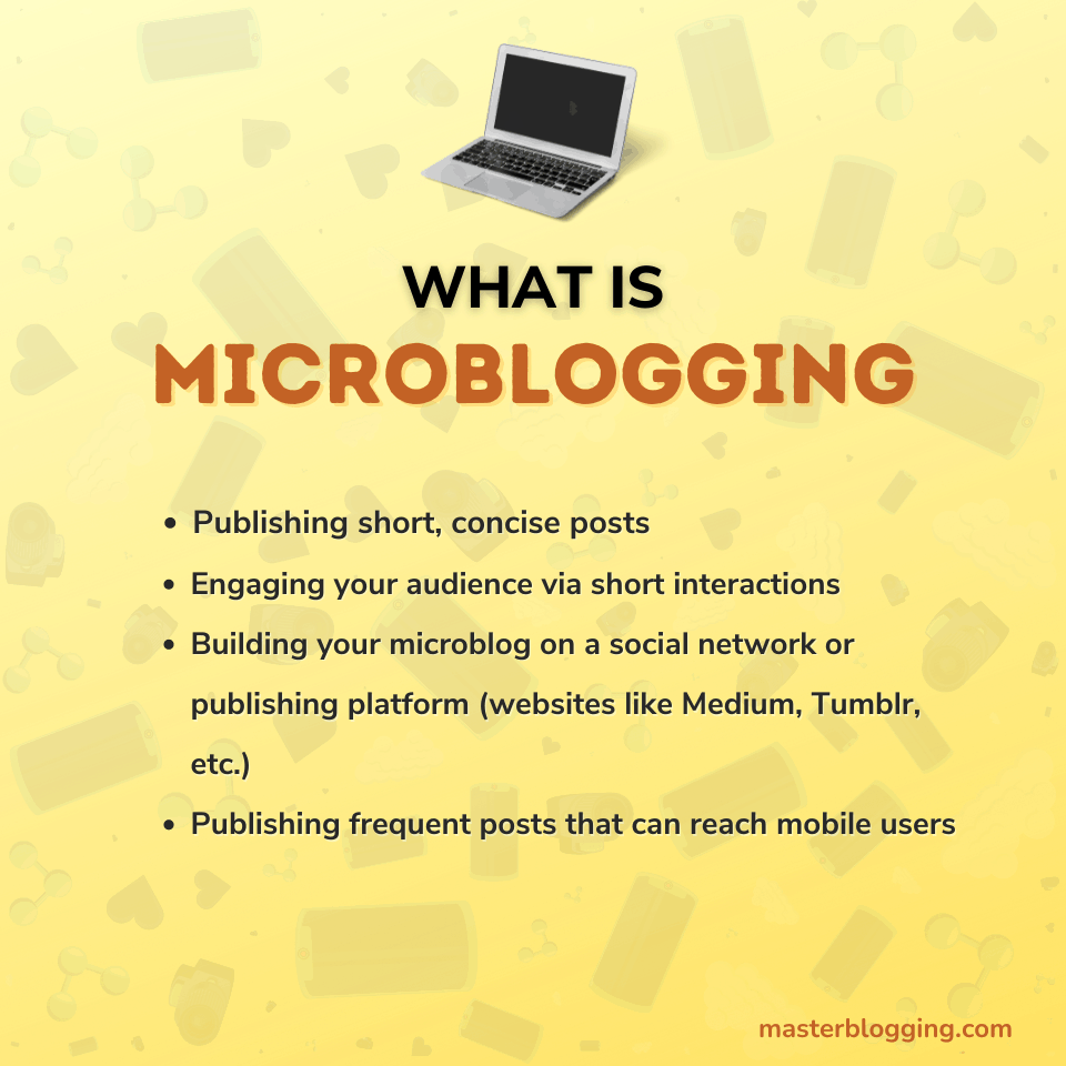What is Microblogging?