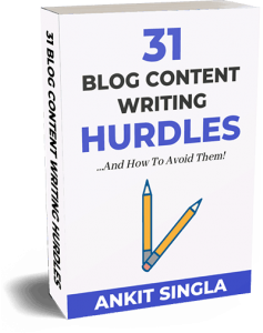 31 Content Writing Hurdles Bonus